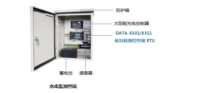 水库监测终端|水库动态监管系统设备|水库水雨情监测终端|水位雨量自动监测站——平升电子