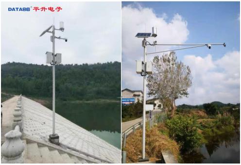 四川省某县水务局小型水库动态监管预警系统
