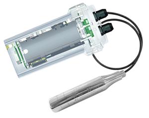 NB-IoT无线水位计
